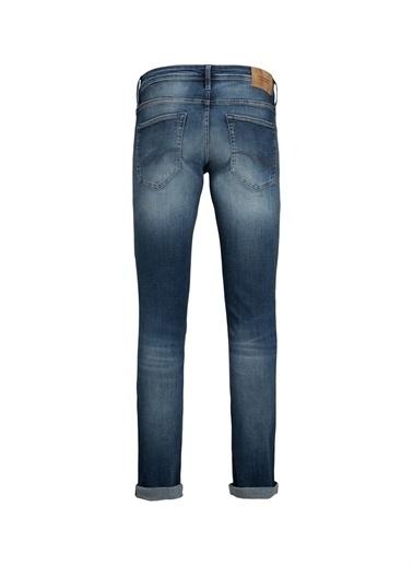 Jack & Jones Jack & Jones 12181047 Erkek Denim Pantolon Renksiz